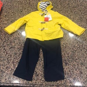 Little me 3 piece matching set, new with tags
